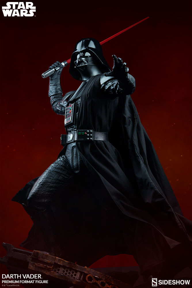 Pre-Order Sideshow Star Wars Darth Vader Rogue One PF