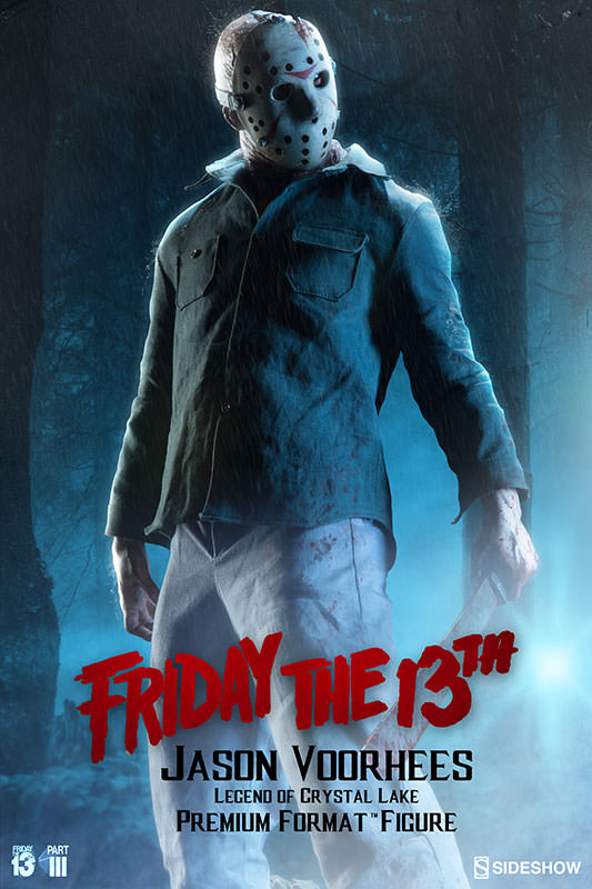 Sideshow Friday the 13th Jason Voorhees Premium Format