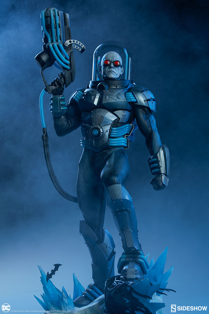 Pre-Order Sideshow DC Comics Mr. Freeze Premium Format