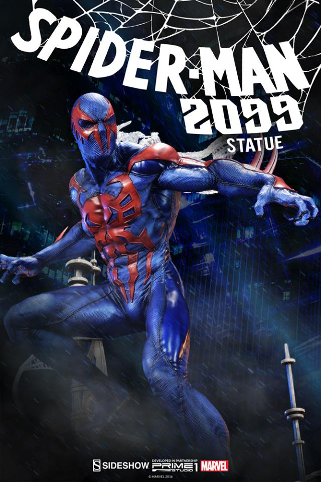 Prime 1 Marvel Spider-Man 2099 Statue