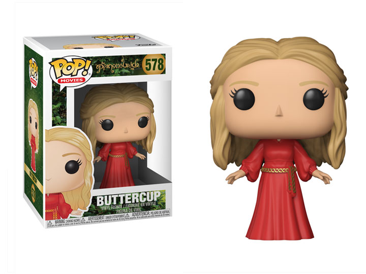 Funko POP Movie Princess Bride Buttercup - #578