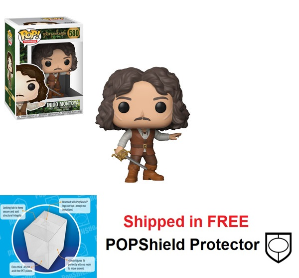Funko POP Movie Princess Bride Inigo Montoya - #580