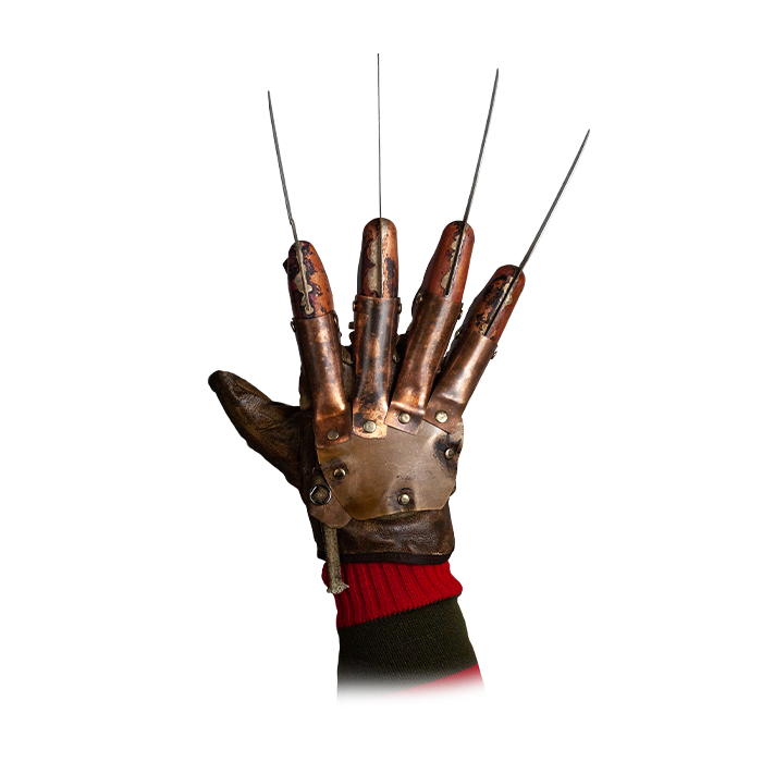 Pre-Order Trick or Treat Nightmare 2 Freddy Krueger Glove