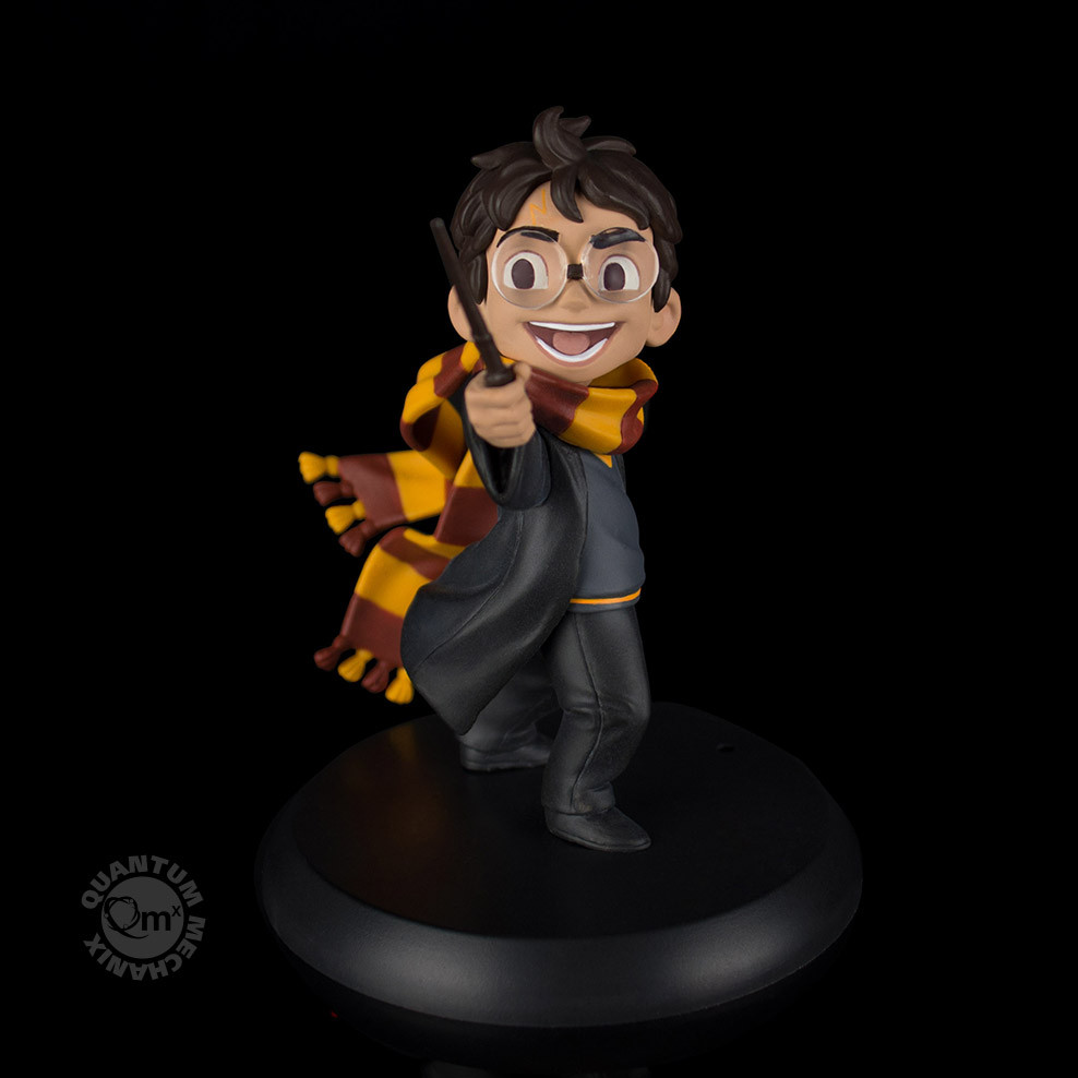 Quantum Mechanix Harry Potter First Spell Q-Fig Figure