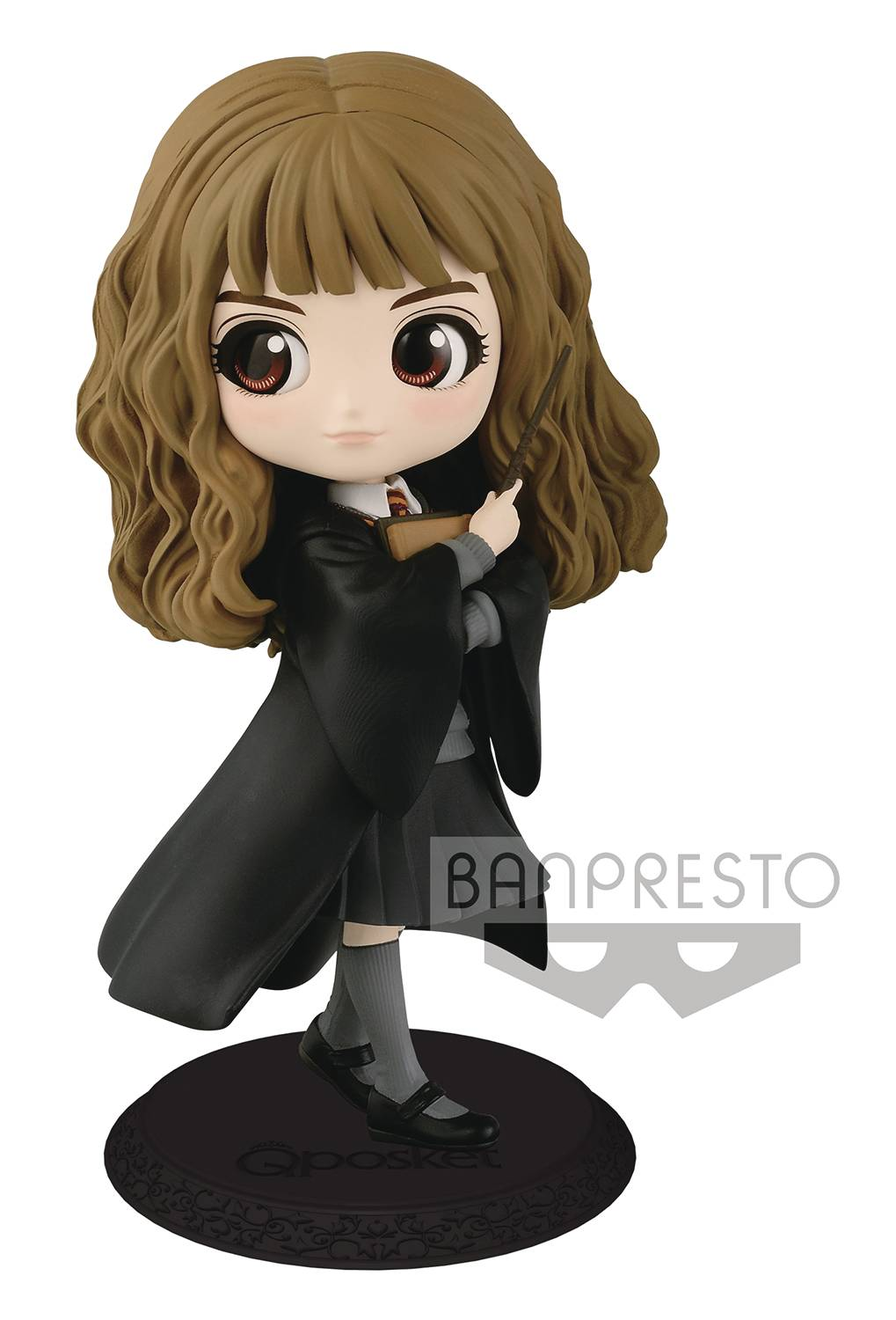 Banpresto Harry Potter Hermione Granger Q-Posket Figure