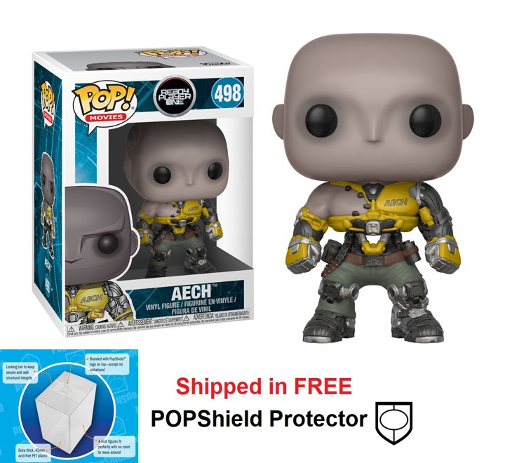 Funko POP Movies Ready Player One Aech -#498