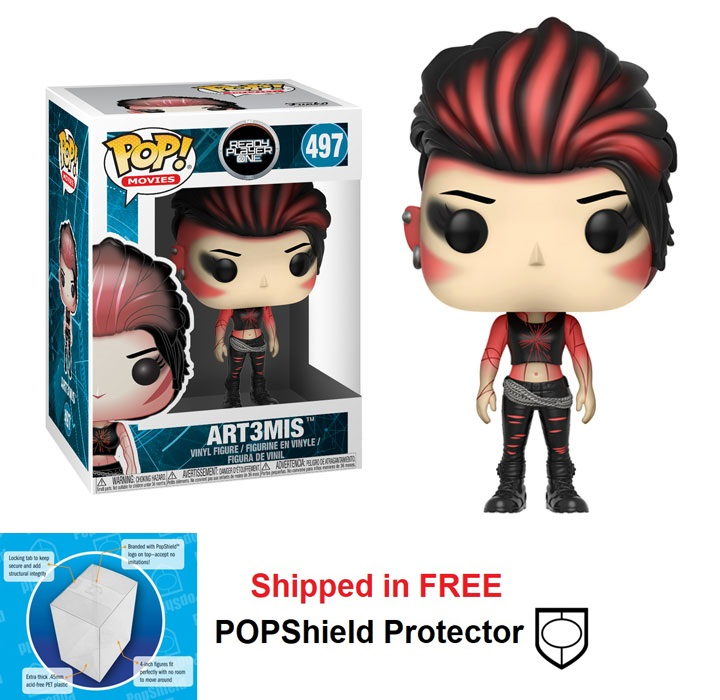 Funko POP Movies Ready Player One Art3mis -#497