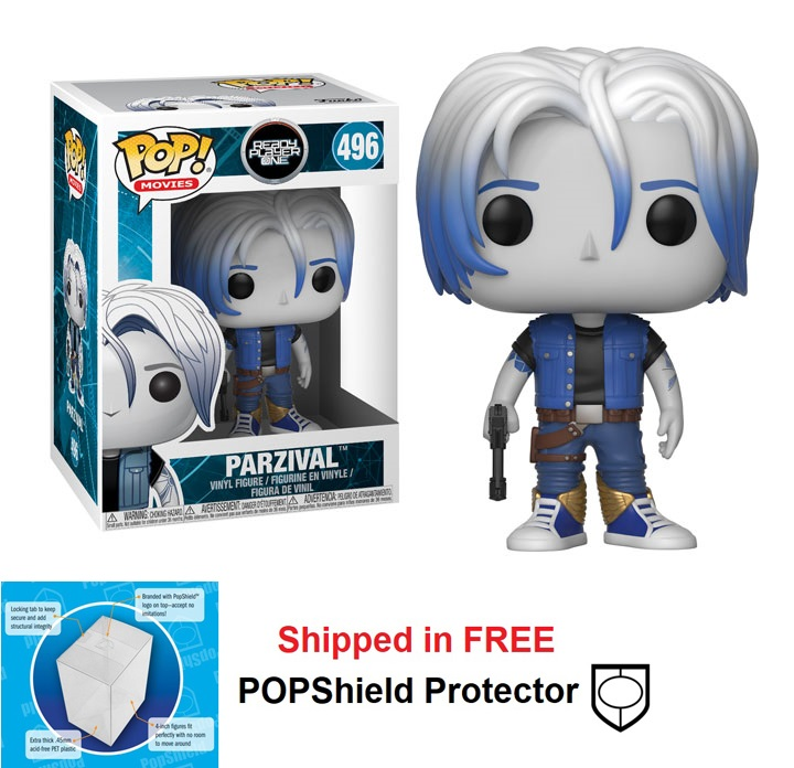 Funko POP Movies Ready Player One Parzival -#496