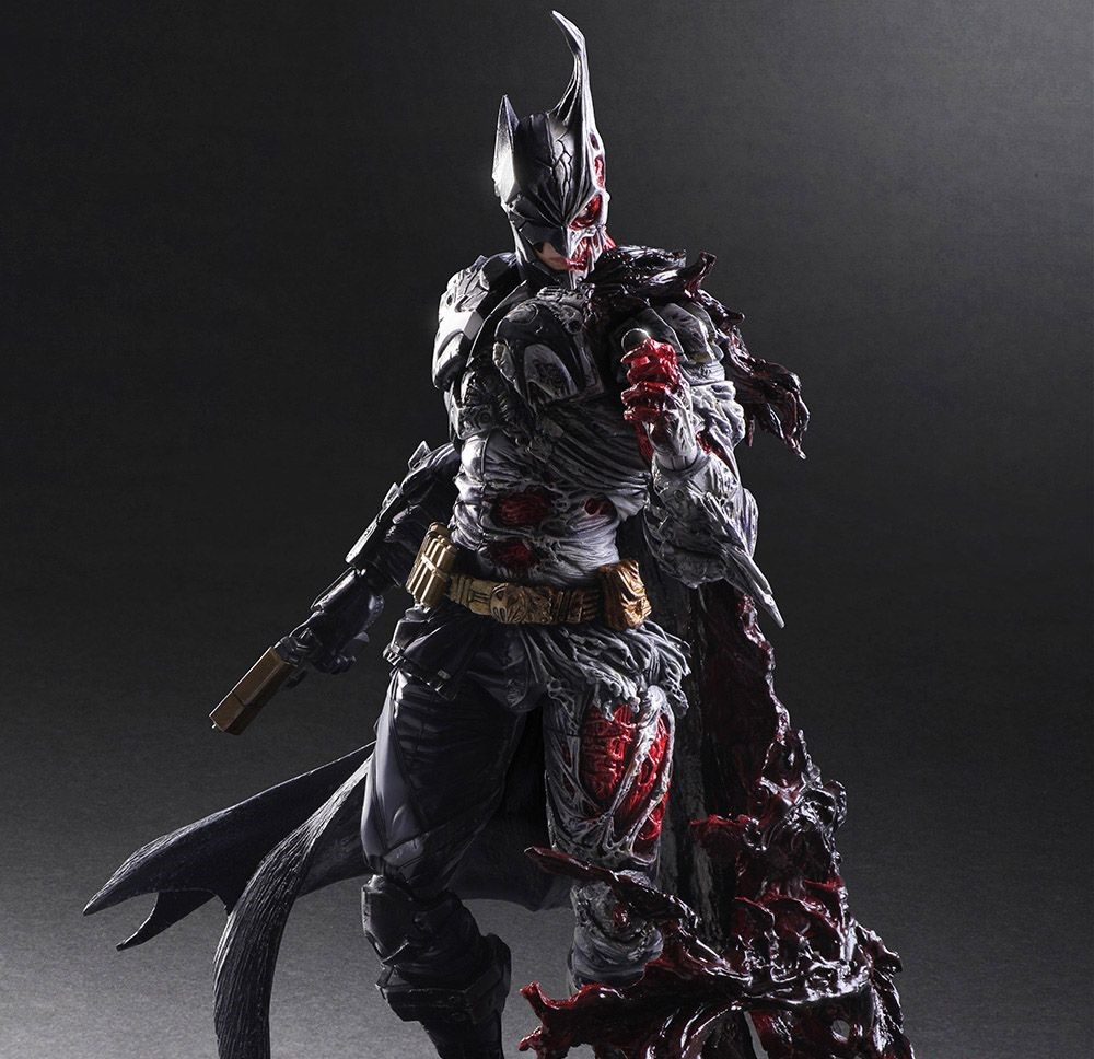 Square Enix DC Batman Rogues Gallery Two Face Play Arts Kai