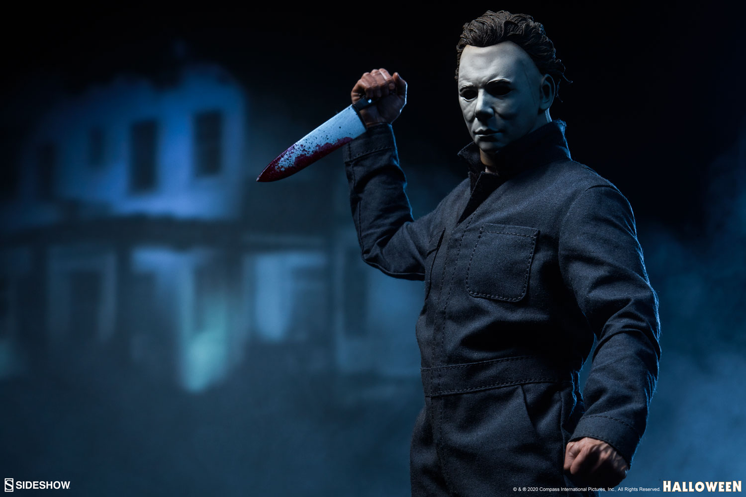Pre-Order Sideshow Michael Myers Halloween DX Sixth Scale Figure