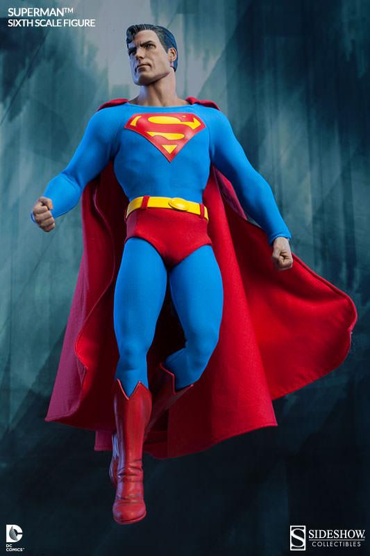 0897ad8094 Sideshow Dc Comics Superman Sixth Scale Figure Dc Comics Collectibles