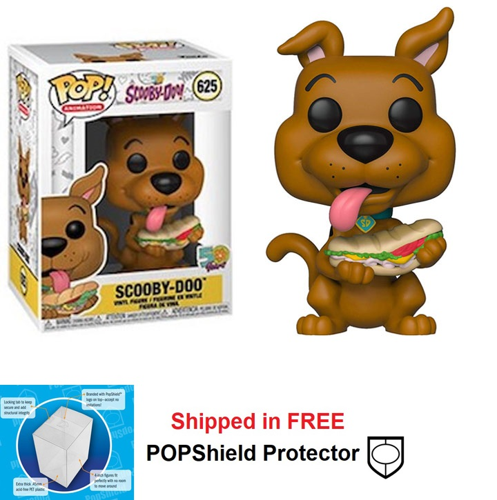 Funko POP Animation Scooby Doo Figure - #625