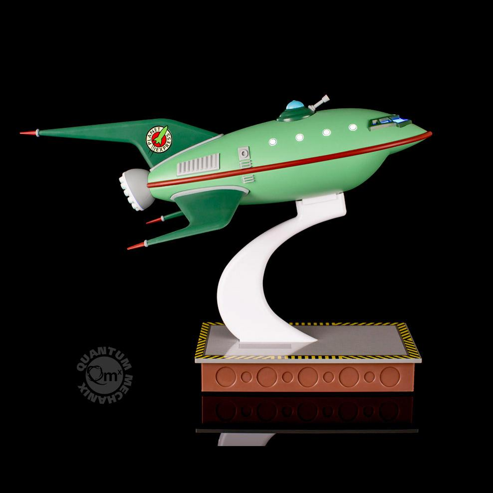 Quantum Mechanix Futurama Planet Express Master Series Ship