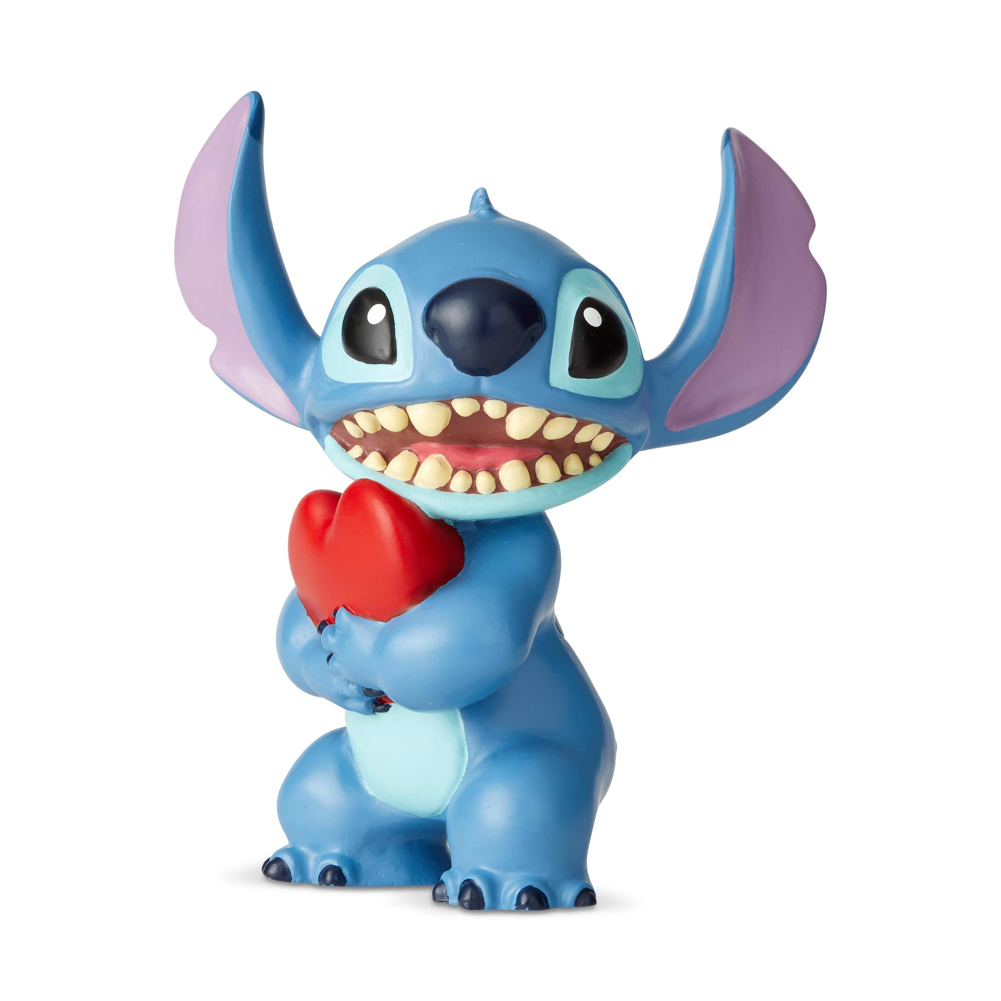 Disney Showcase Lilo & Stitch with Heart Figure