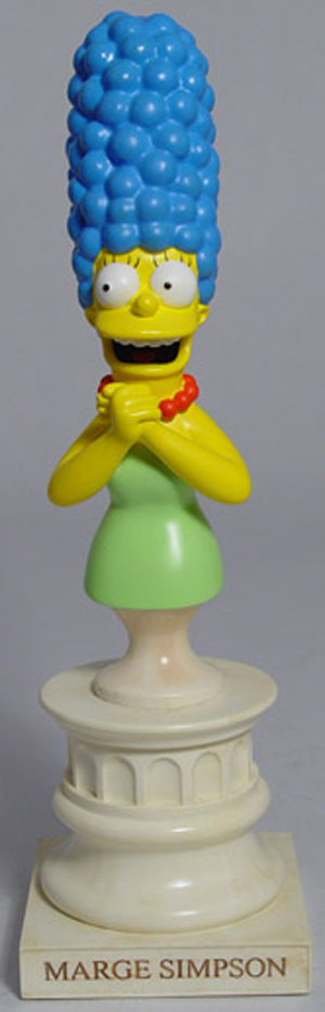 Sideshow Simpsons Marge Simpson Mini-Bust