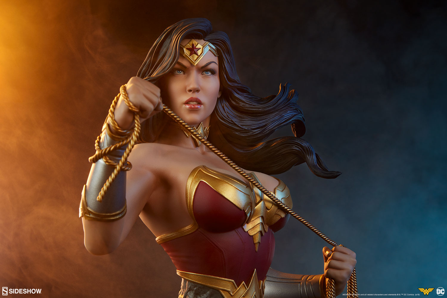 Sideshow DC Comics Wonder Woman Bust