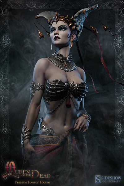 Sideshow Court of the Dead Queen of the Dead PF