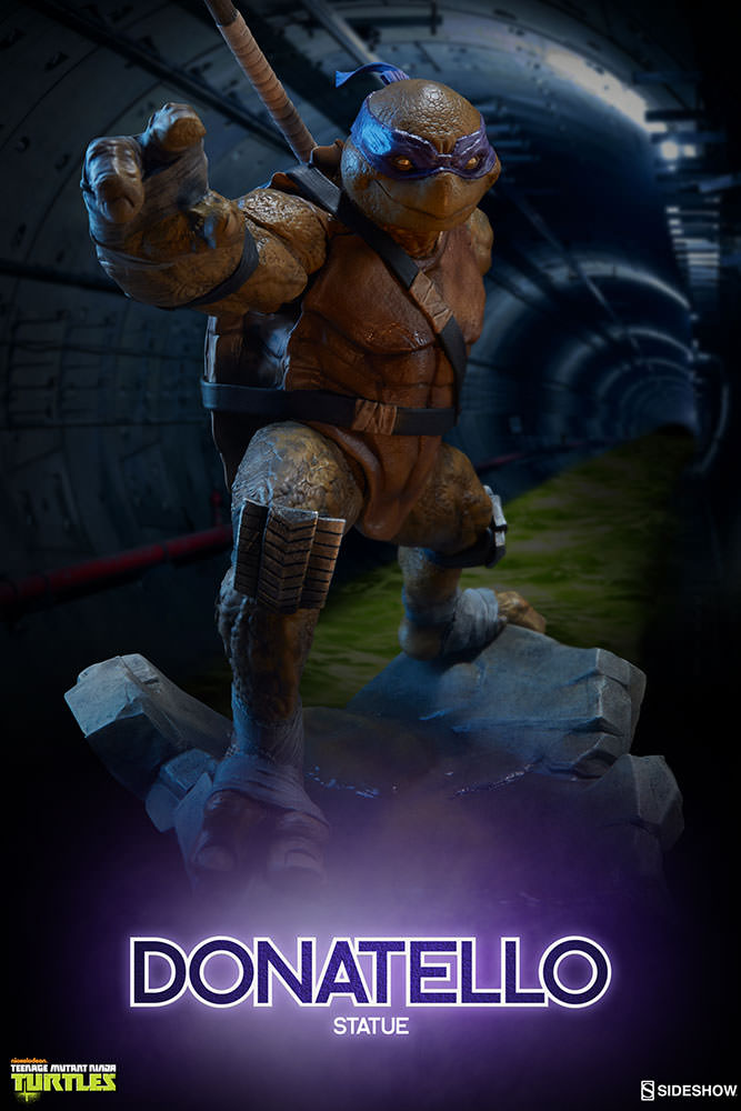 Pre-Order Sideshow Teenage Mutant Ninja Turtles Donatello Statue