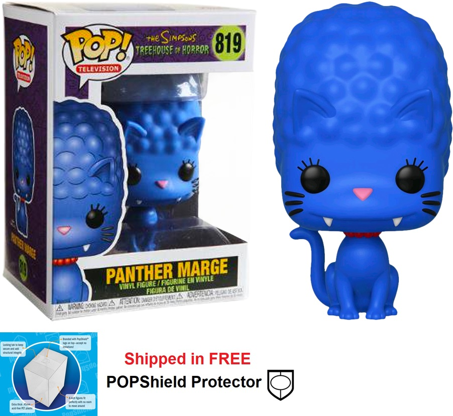 Funko POP Simpsons Panther Marge - #819