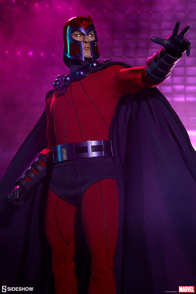 Pre-Order Sideshow Marvel Magneto Sixth Scale Figure