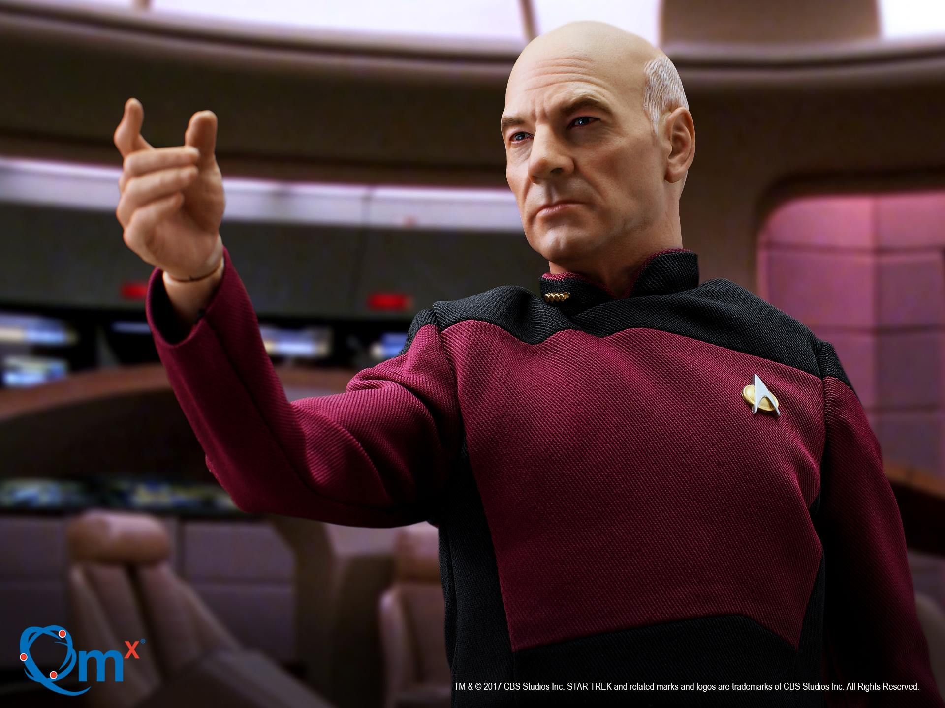 star trek captain picard