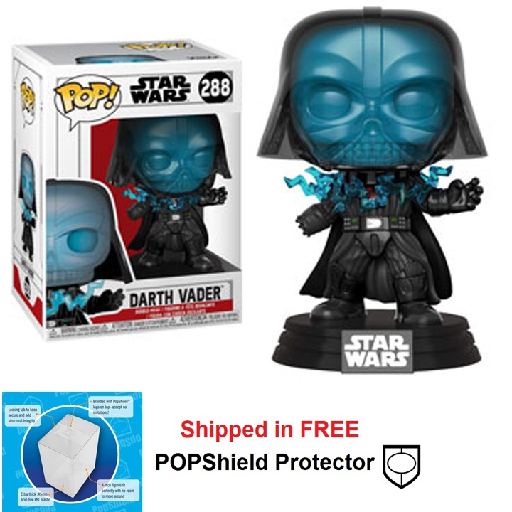 Funko POP Star Wars Darth Vader Figure - #288