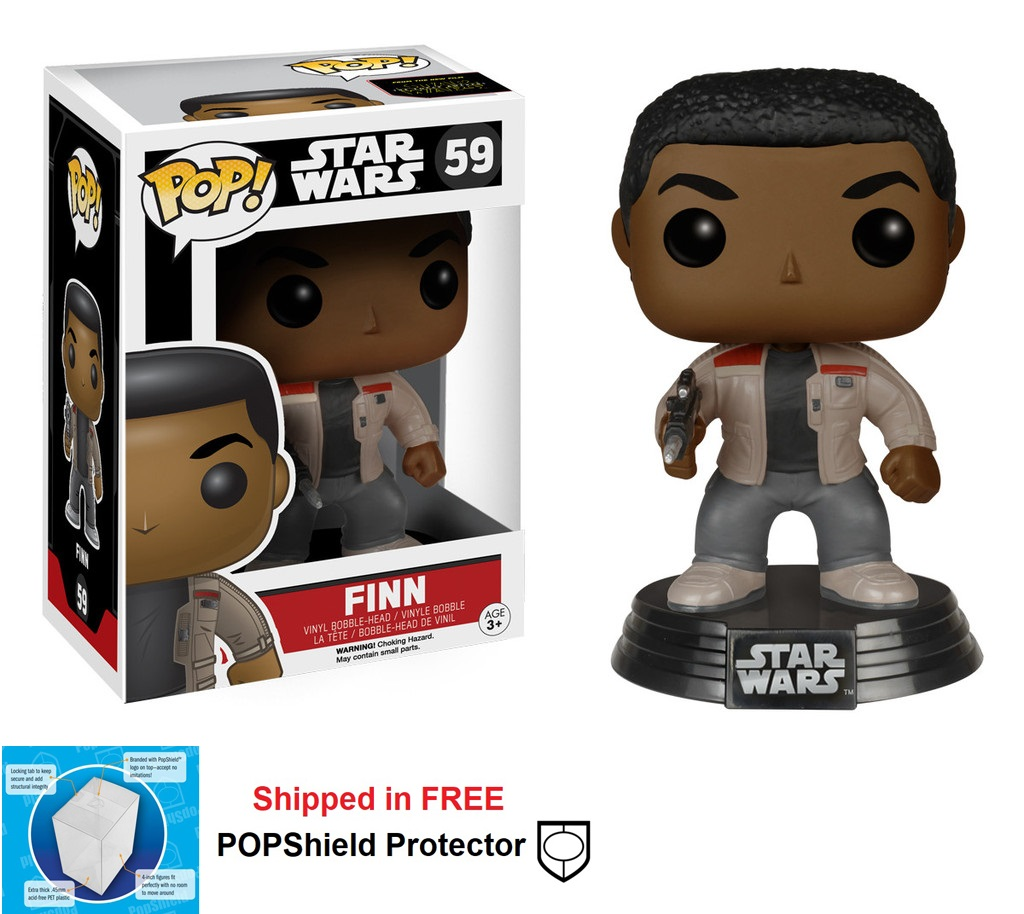 Funko POP Star Wars Finn Figure - #59