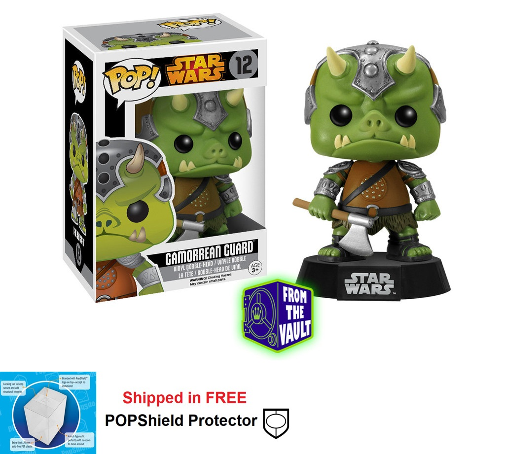 Funko POP Star Wars Gamorrean Guard Figure - #12
