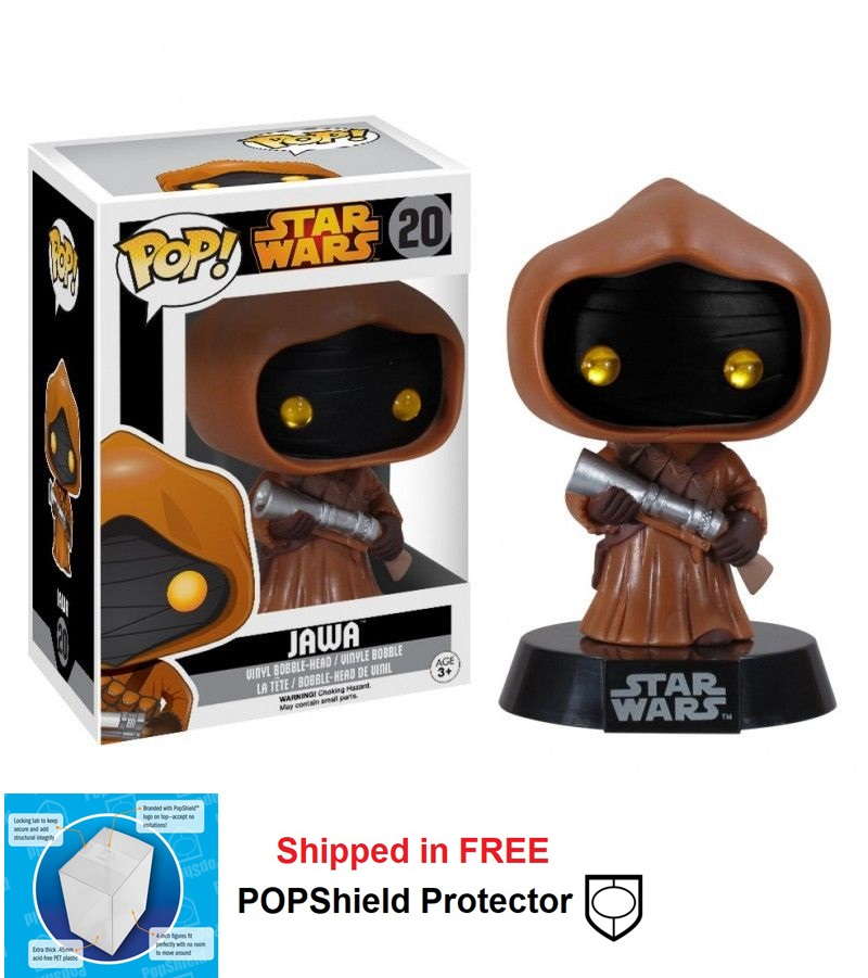 Funko POP Star Wars Jawa Figure - #20