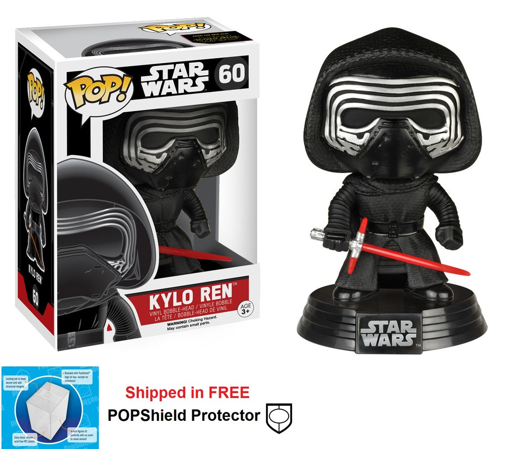 Funko POP Star Wars Kylo Ren Figure - #60