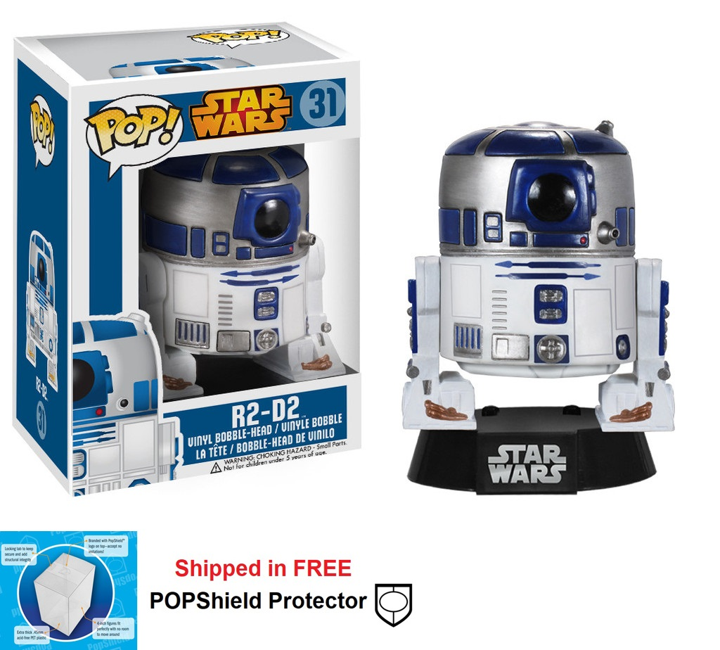 Funko POP Star Wars R2-D2 Figure - #31