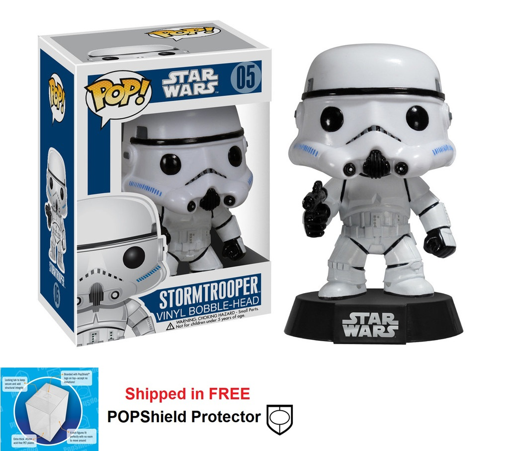 Funko POP Star Wars Stormtrooper Figure - #05
