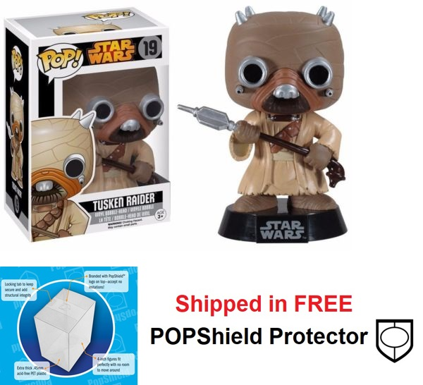 Funko POP Star Wars Tusken Raider Figure - #19