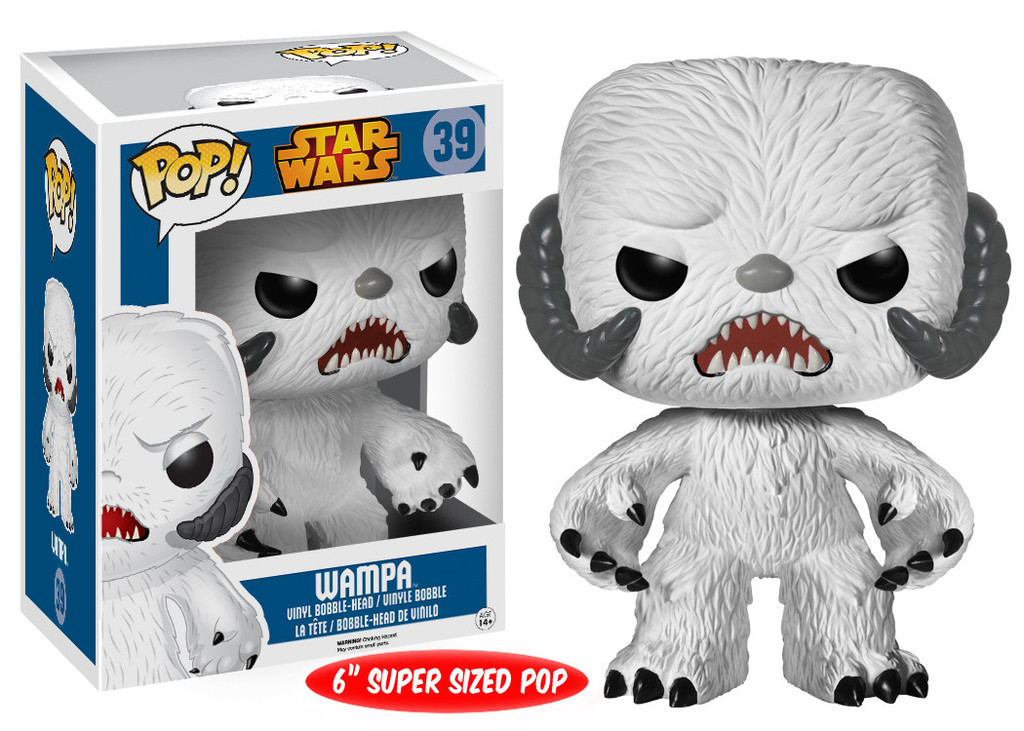 Funko POP Star Wars Wampa Figure - #39
