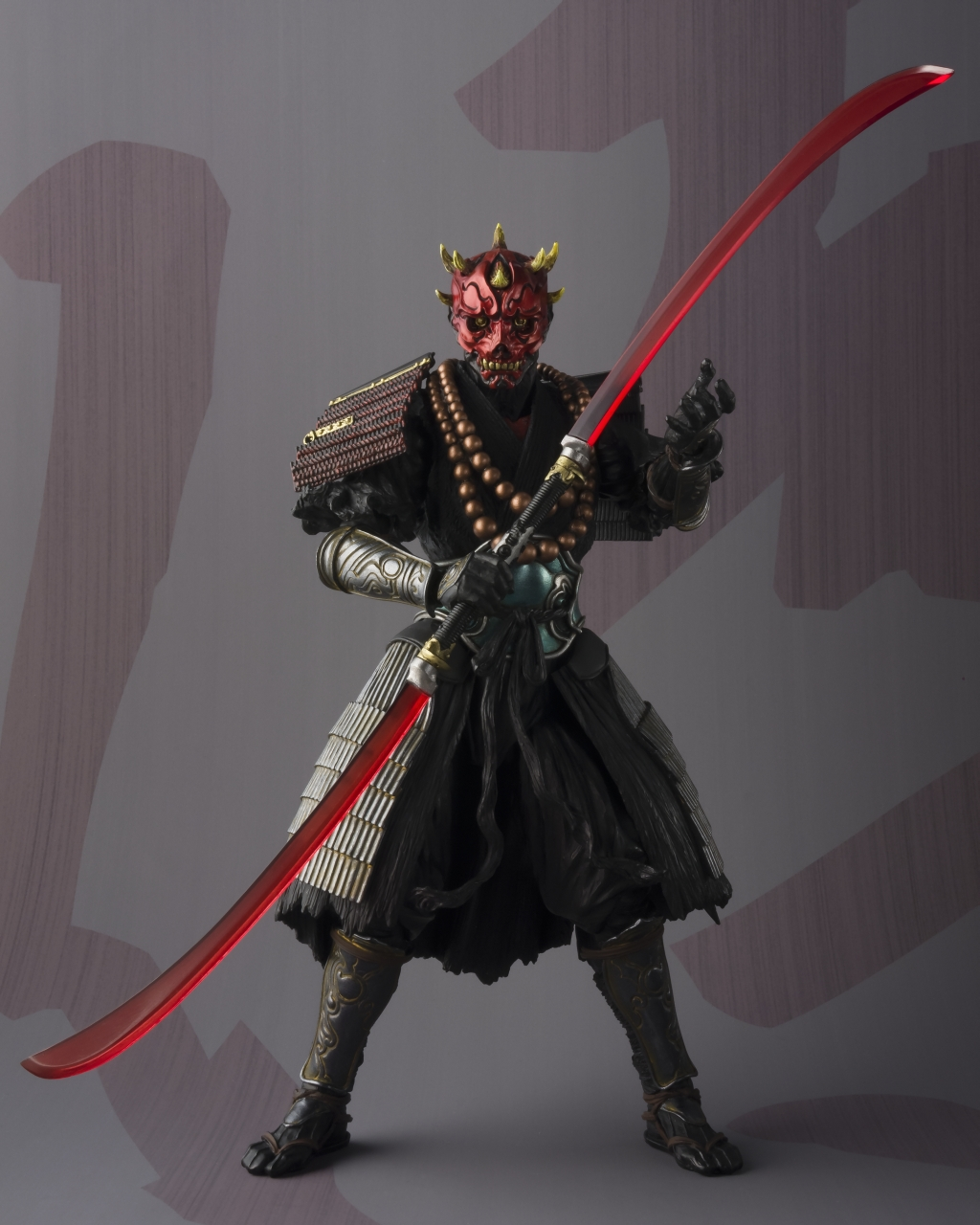 Bandai Star Wars Darth Maul Mei Sho Sohei Figure
