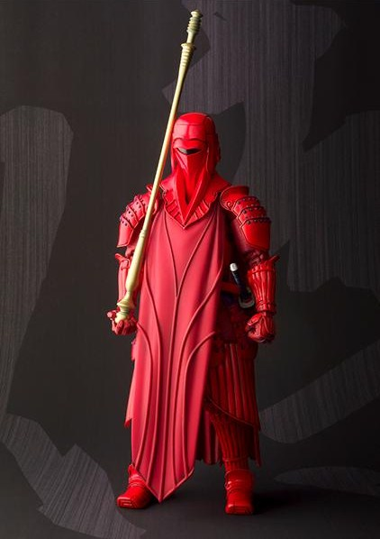 Bandai Star Wars Movie Realization Royal Guard Samurai Figure