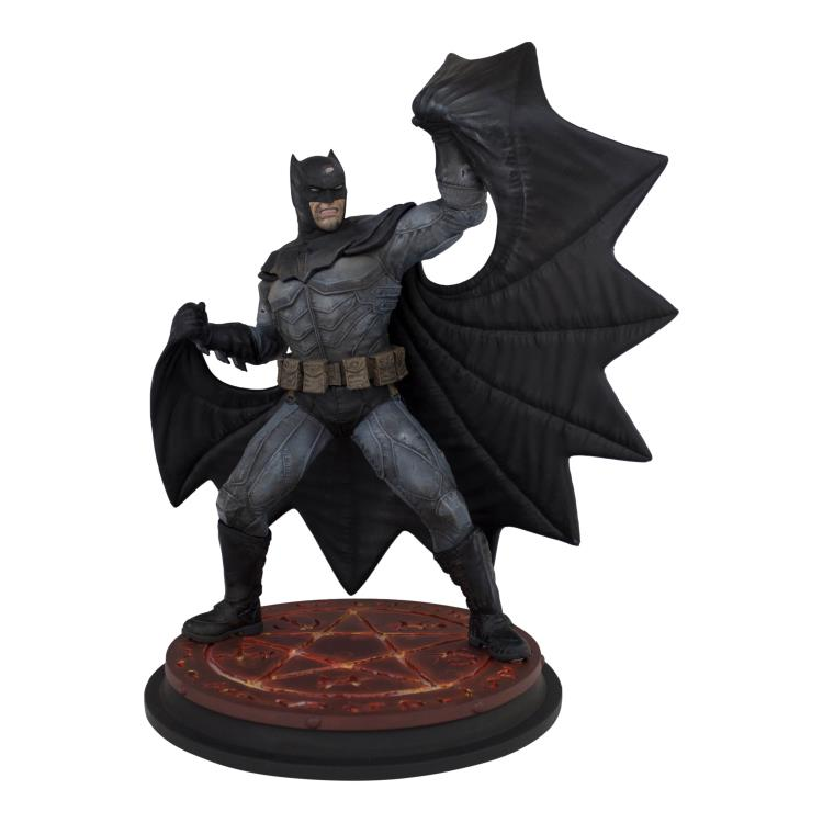 Icon Heroes DC Comics Batman Damned SDCC 2019 Statue