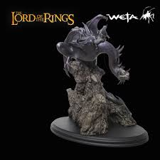 Weta Lord of the Rings Fell Beast & Morgul Lord Witch King