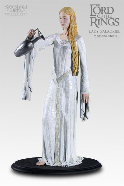 Weta Lord of the Rings Lady Galadriel Statue