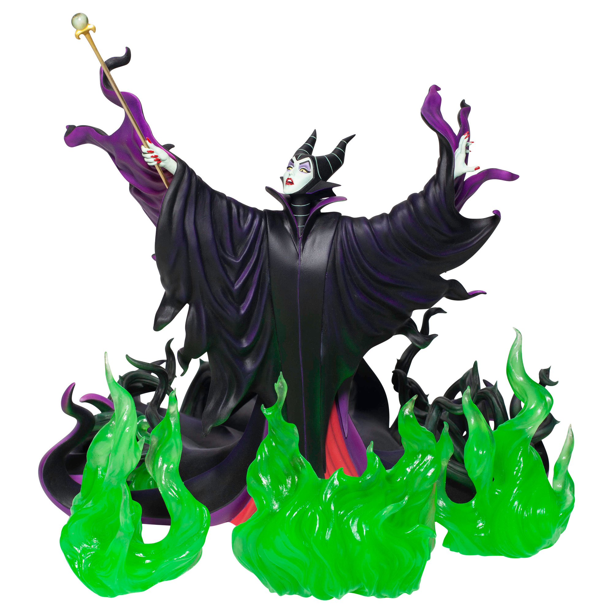 Pre-Order Grand Jester Disney Maleficent Statue