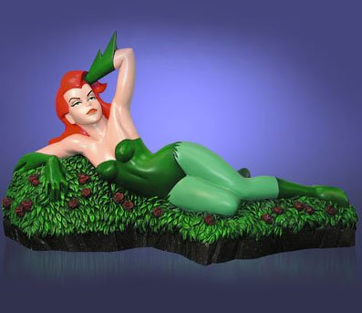 DC Comics Batman Animated Series Poison Ivy Maquette