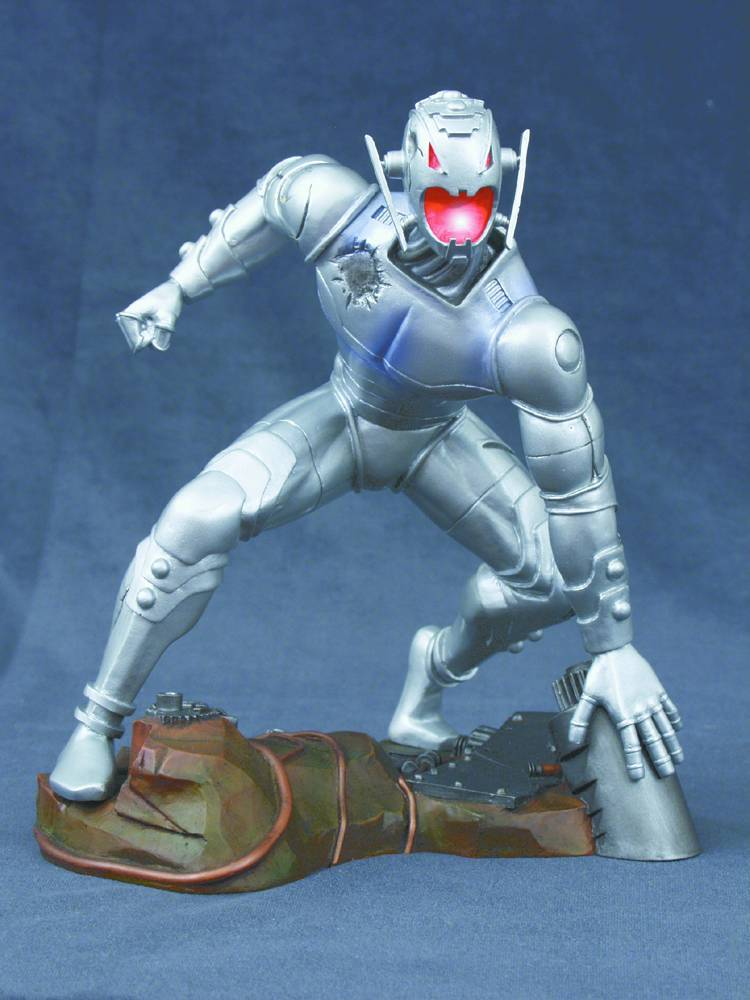 Diamond Marvel Ultron Avengers & Adversaries Statue
