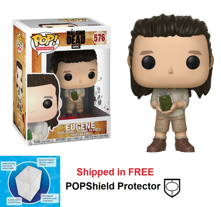 Funko POP Walking Dead Eugene Figure - #576