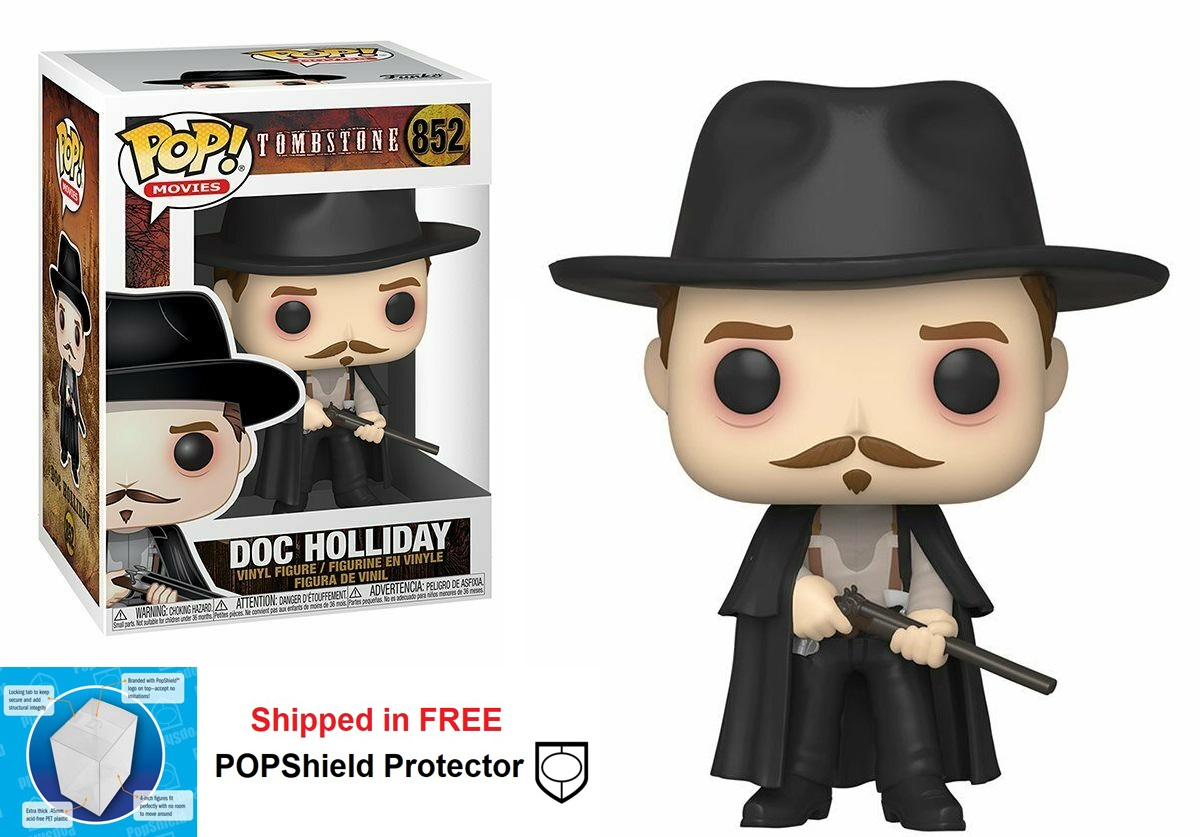 Funko POP Movies Tombstone Doc Holliday Figure - #852