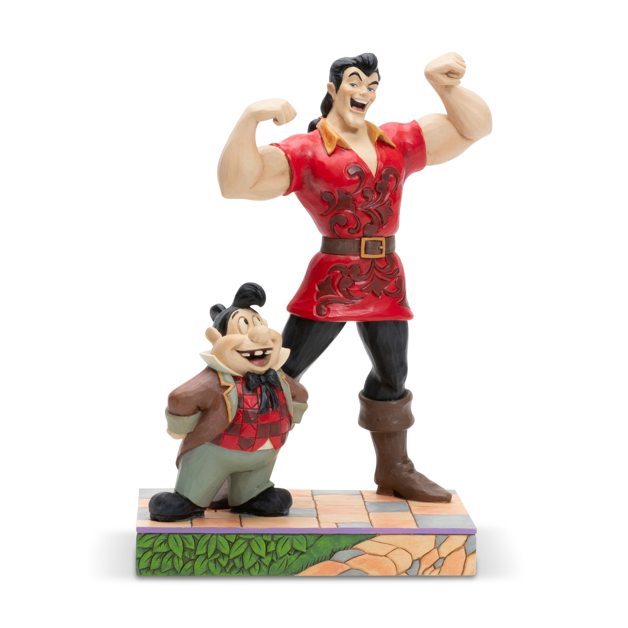 Pre-Order Disney Traditions Beauty & The Beast Gaston Statue
