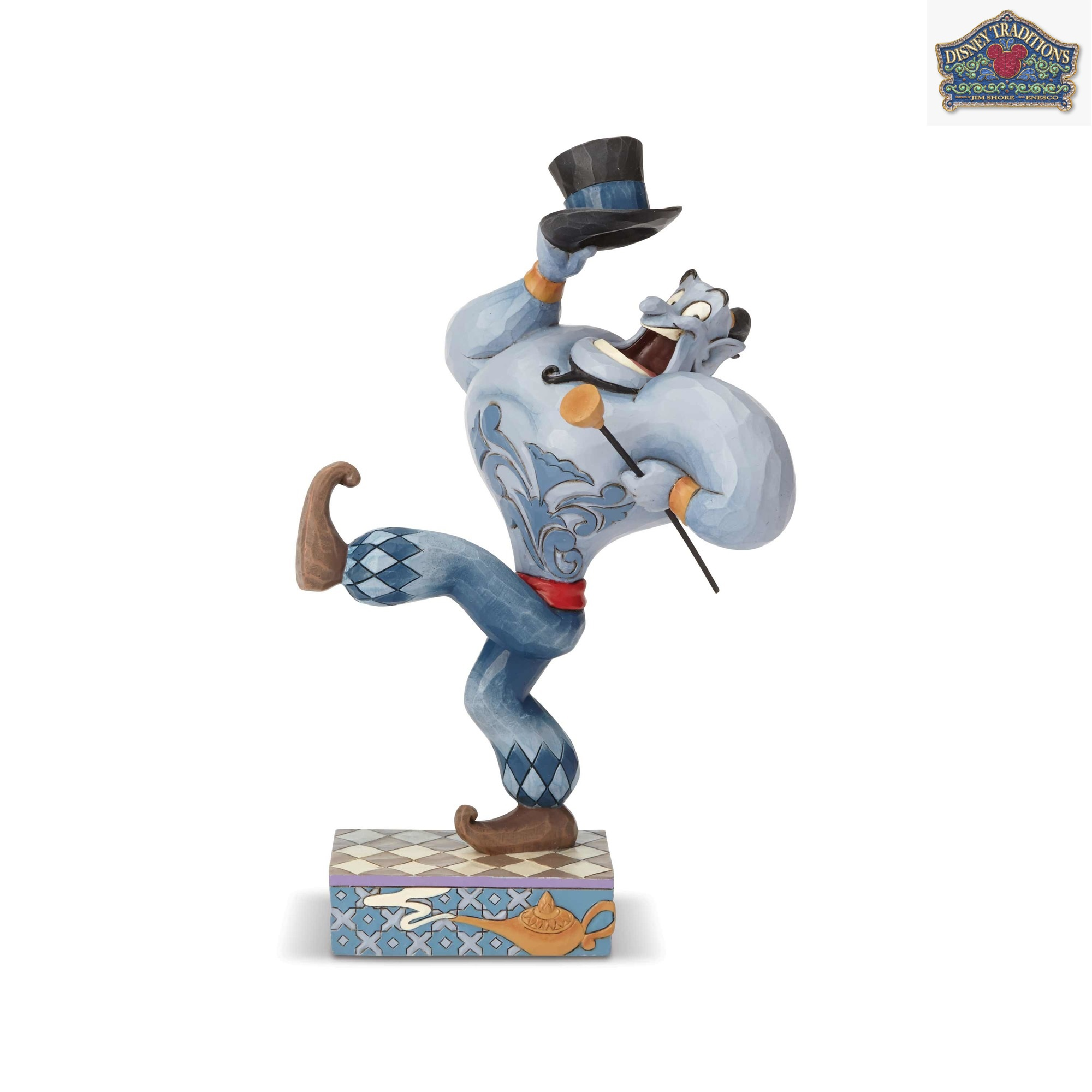 Disney Traditions Aladdin Genie Figurine