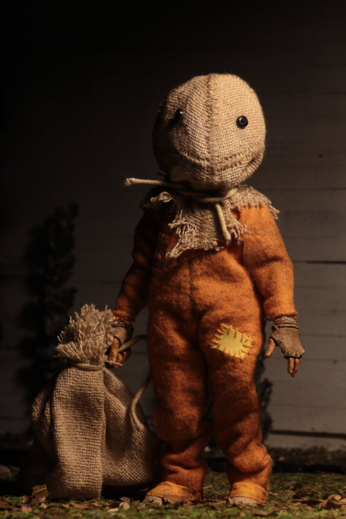 NECA Trick r Treat Sam Clothed Figure
