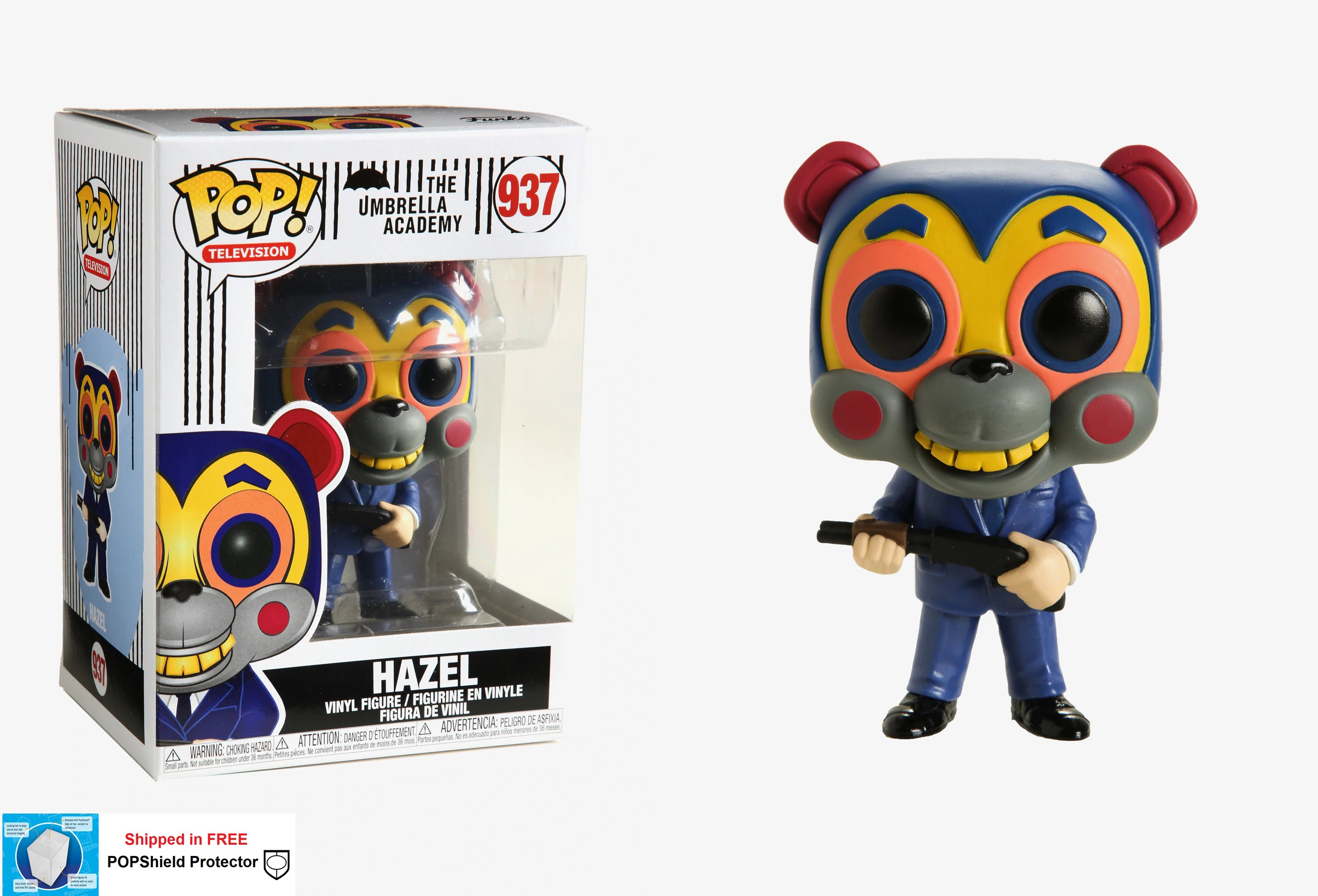 Funko POP TV Umbrella Academy Hazel - #937