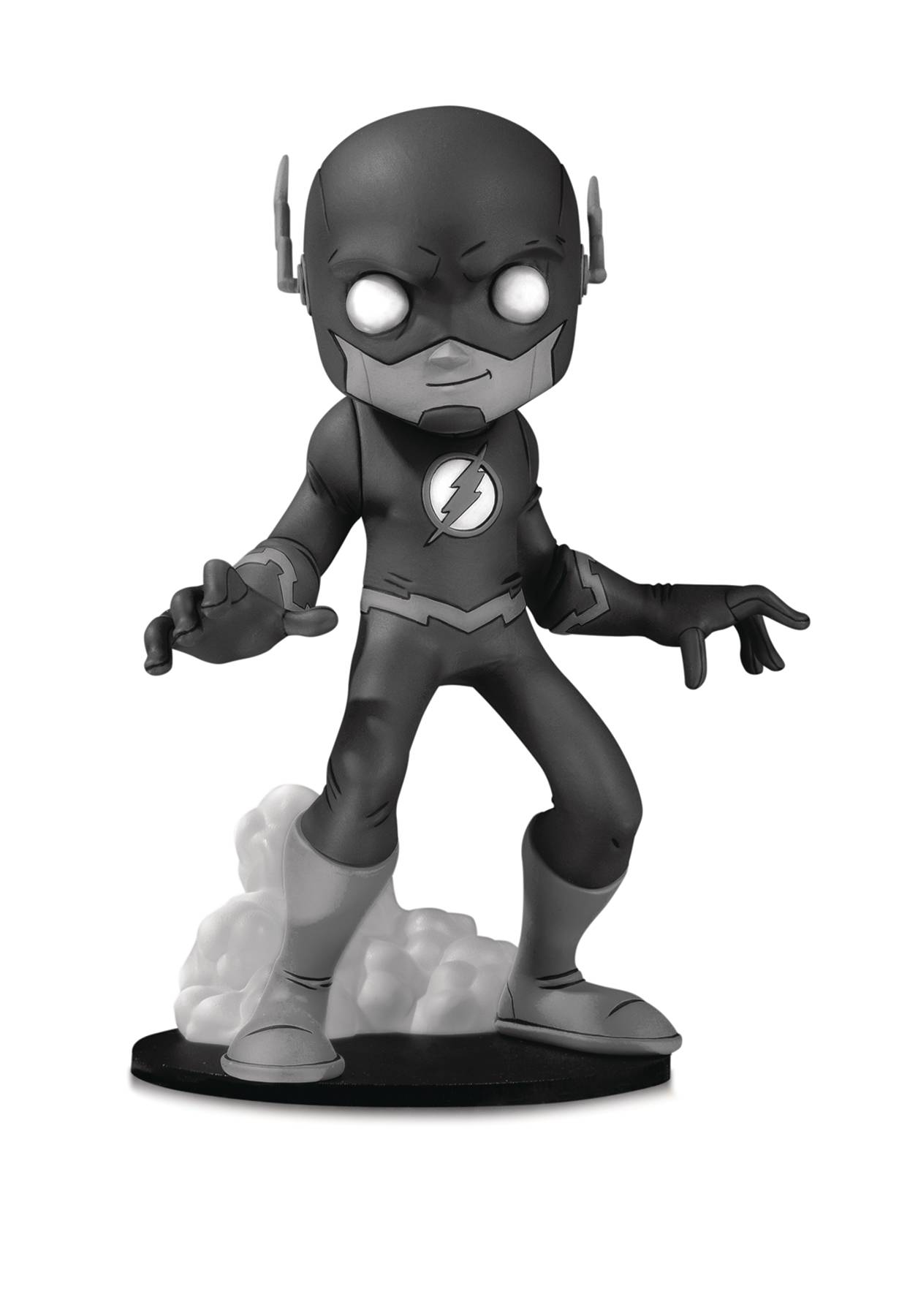 DC Comics Artist Alley Flash Black & White Uminga Statue