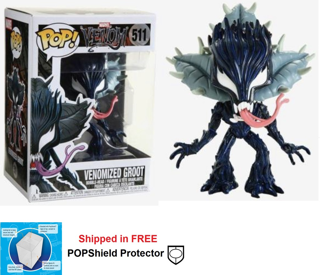 Funko POP Marvel Venomized Groot - #511